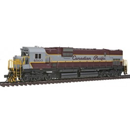 BOWSER 23719 - MLW C630M - CANADIAN PACIFIC